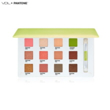 VDL Expert Color Eye Book 6.4 No.6  9.6g [VDL+PANTONE 2017 Greenery Edition]